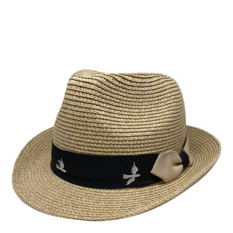 Jag London Black/Beige Maya Bay Hat