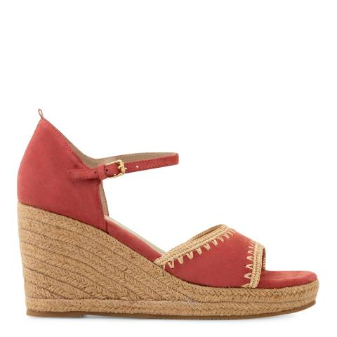 Boden Rouge Layla Espadrille Wedges