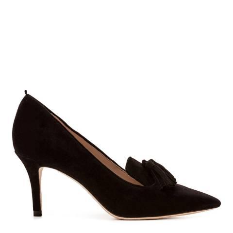 Boden Black Leah Mid Heels