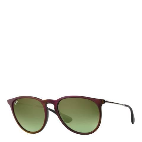 Ray-Ban Women's Black/Brown Ray-Ban Sunglasses 54mm