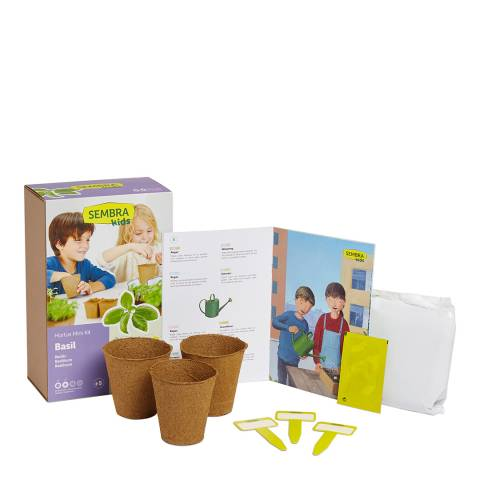 Traditional Garden Games Mini Kit Basil