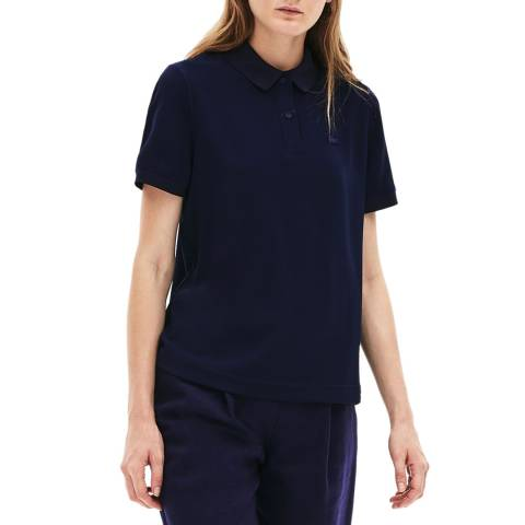 Lacoste Navy Polo Shirt