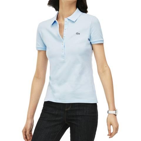 Lacoste Light Blue Slim Fit Polo Shirt