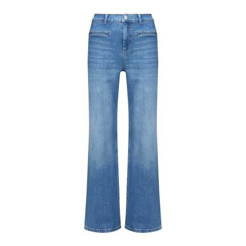 Mint Velvet Joliet Indigo Distressed Jeans