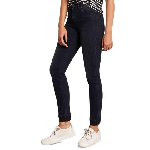 Mint Velvet Houston Black Slim Jeans