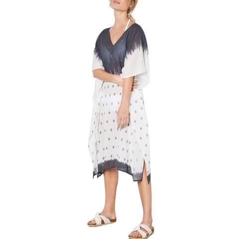 Mint Velvet Imogen Print Beach Kimono