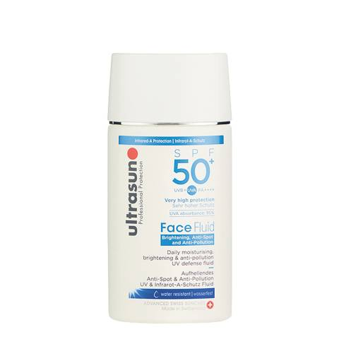 Ultrasun Face Fluid 50+ Anti-Pollution - 40ml