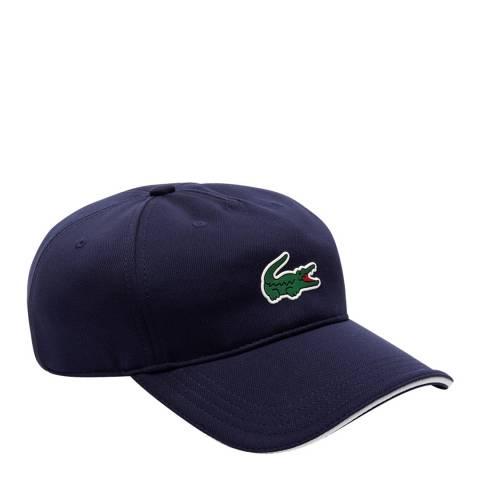 LACOSTE SPORT Navy Centre Logo Cap