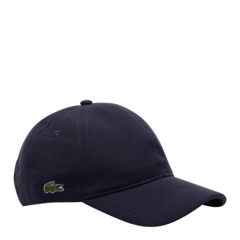 Lacoste Navy Logo Cap