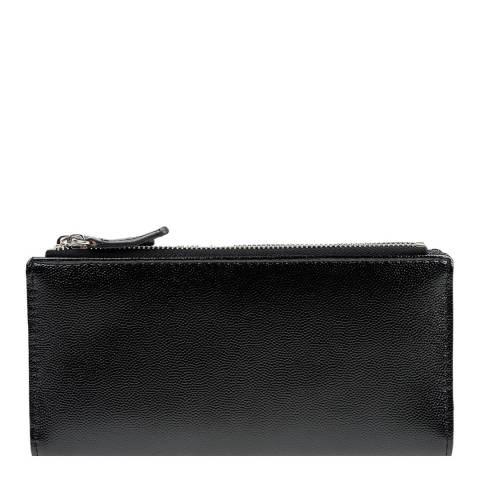 Carla Ferreri Black Wallet
