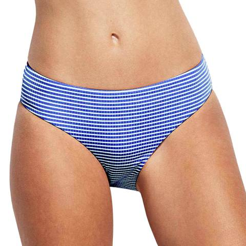 Seafolly Cobalt Go Overboard Retro Pant