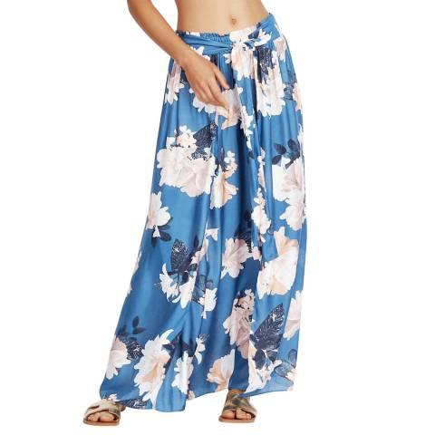 Seafolly Bluestone Summer Muse Wrap Skirt