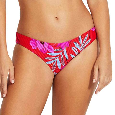Seafolly Chilli On Vacation Hipster