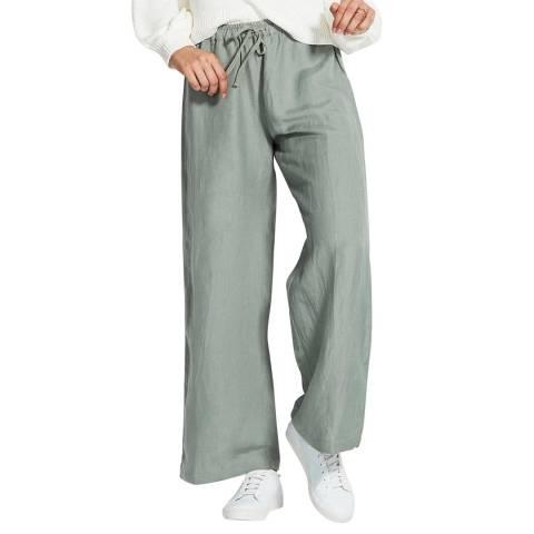 Seafolly Sage Linen Blend Beach Pants