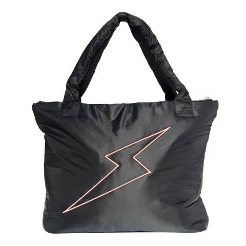 Electric Yoga Black/Rose Gold Karma Ultra Light Bag