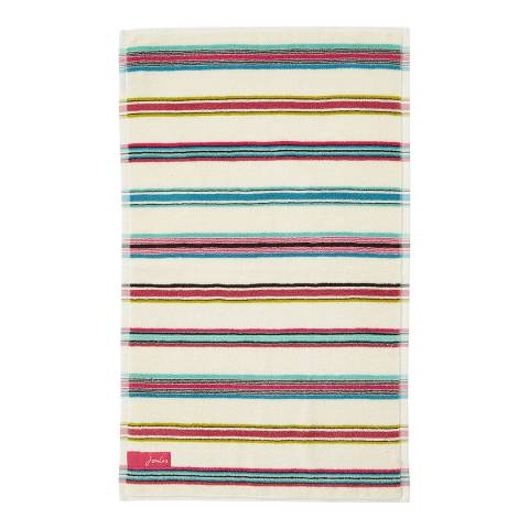 Joules Stripe Pair of Hand Towels