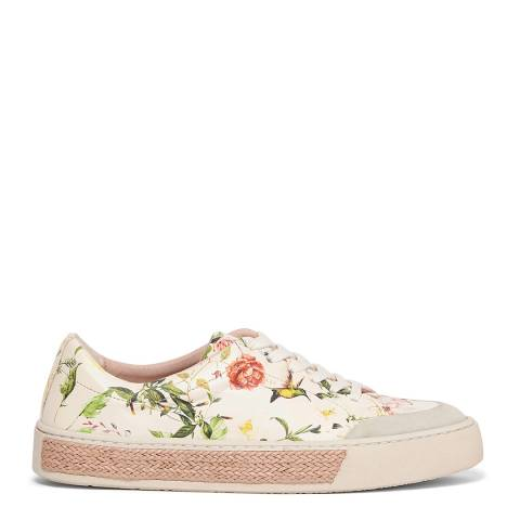 Fiorelli Florence Print Finley Low Top Sneakers