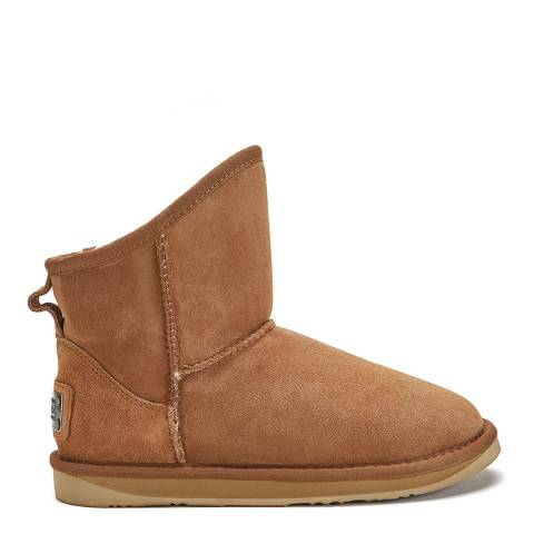 Australia Luxe Collective Chestnut Cosy X Short Boots