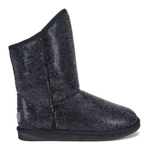 Australia Luxe Collective Black Diamonds Short Ankle Boots