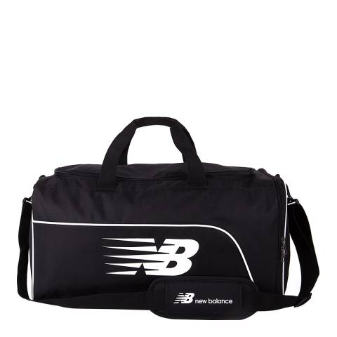 New Balance Black Large Training Day Duffle