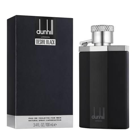 Dunhill Desire Black Eau de Toilette 100ml Limited Edition
