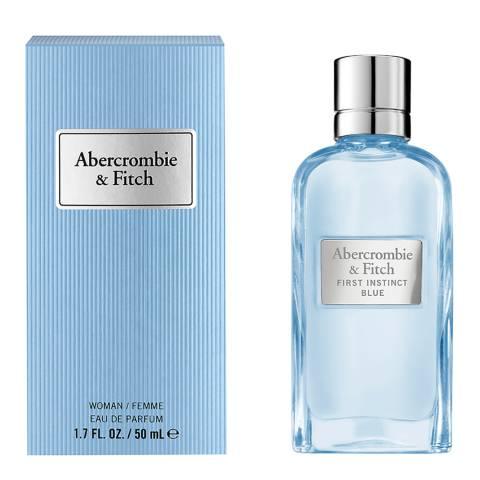 Abercrombie & Fitch First Instinct Women Blue Eau de Parfum Spray 50ml