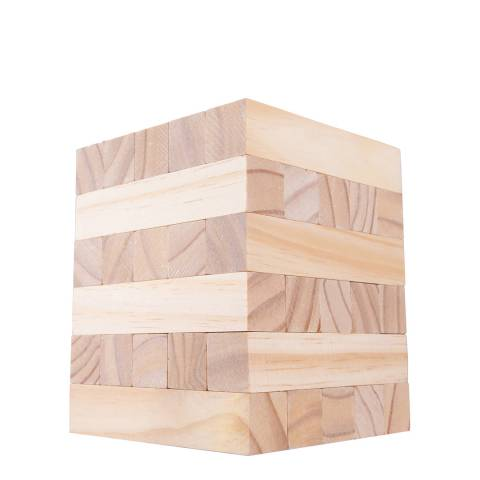 Planks2Play 30 Pieces Large Wooden Planks
