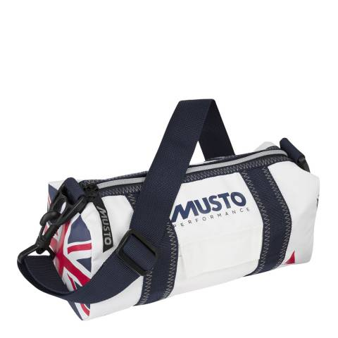 Musto White Genoa Small Carryall