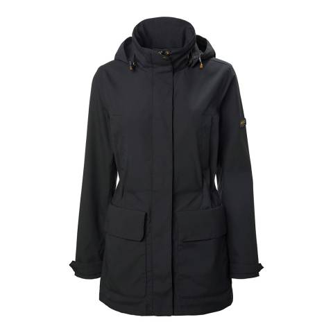 Musto Black Laurie Parka Jacket