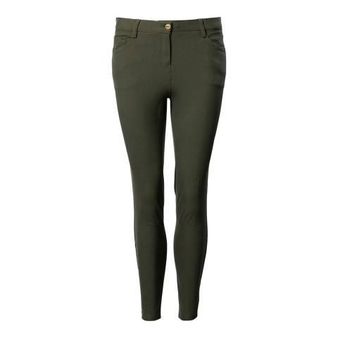 Musto Green Lula Skinny Trouser
