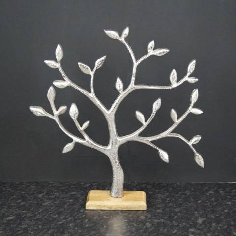 The Satchville Gift Company Silver Tree Of Life