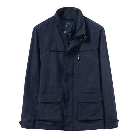 Crew Clothing Navy Pendle Jacket