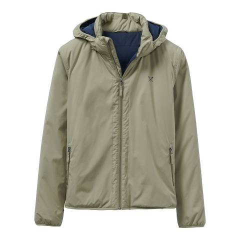 Crew Clothing Green Langdale Jacket