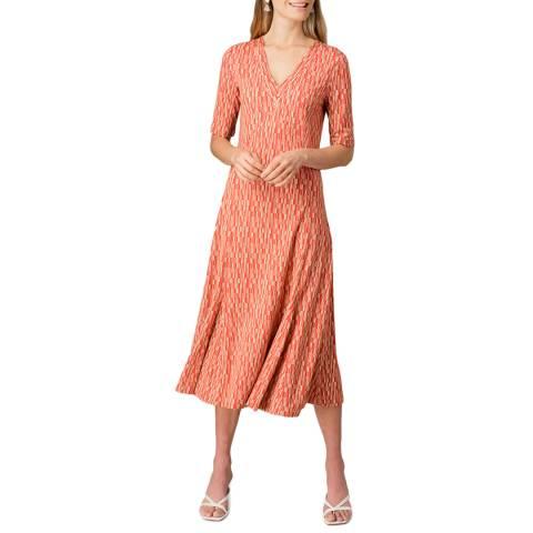 Jigsaw Mini Block Tea Dress