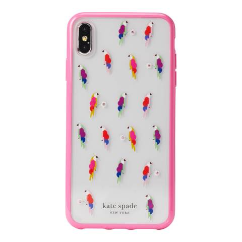 Kate Spade Jeweled Flock Party iPhone XS Case