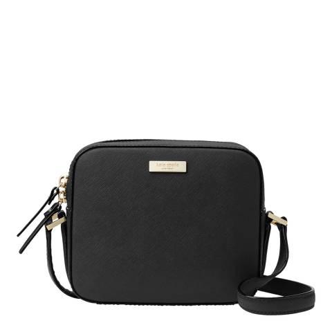 Kate Spade Black Newbury Lane Cammie Camera Bag