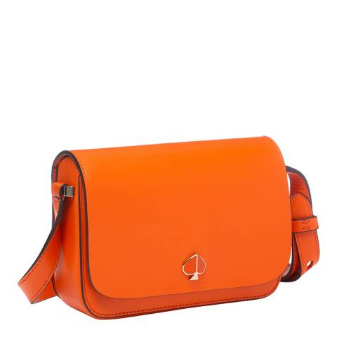 Kate Spade Juicy Orange Nicola Small Shoulder Bag