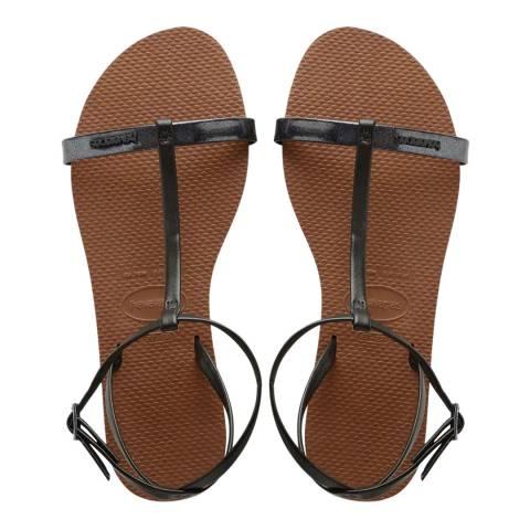 Havaianas Black You Belize Sandals
