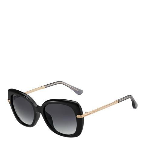 Jimmy Choo womens Gold Jimmy Choo Sunglasses 53mm