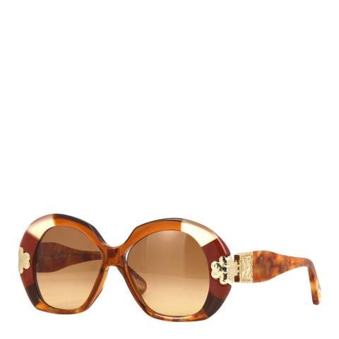 Chloe Womens Brown Chloe Sunglasses 54mm