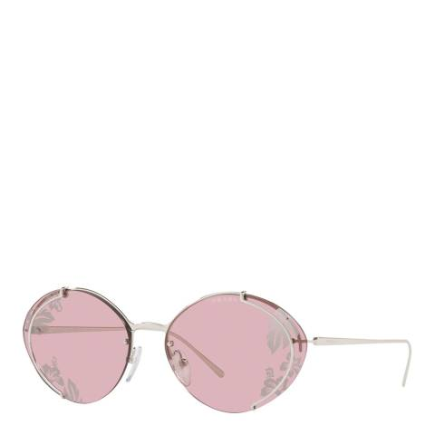 Prada Womens Pink Prada Sunglasses 63mm