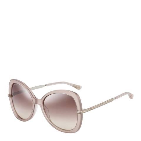 Jimmy Choo Womens Beige Jimmy Choo Sunglasses 58mm