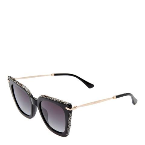 Jimmy Choo Womens Brown Jimmy Choo Sunglasses 52mm