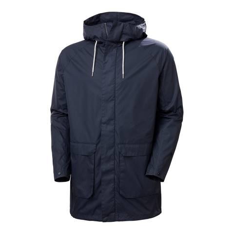 Helly Hansen Men's Navy JPN Summer Coat