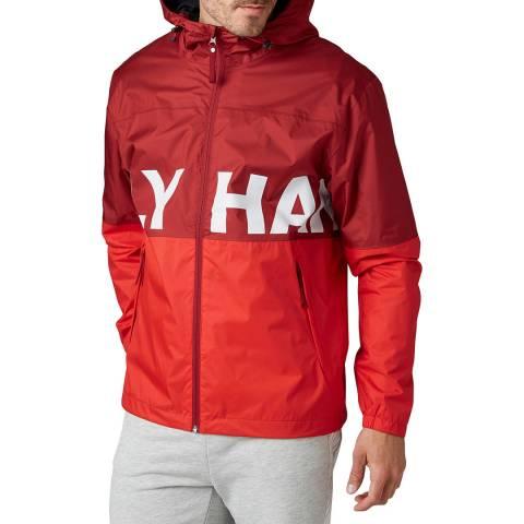 Helly Hansen Men's Red Amaze Jacket