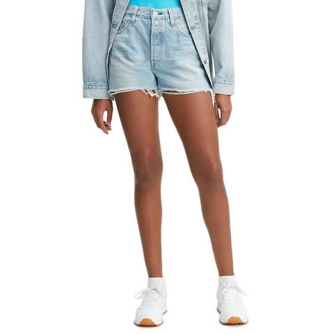 Levi's Blue 501® Original Shorts