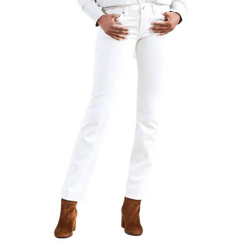 Levi's White 712™ Slim Stretch Jeans