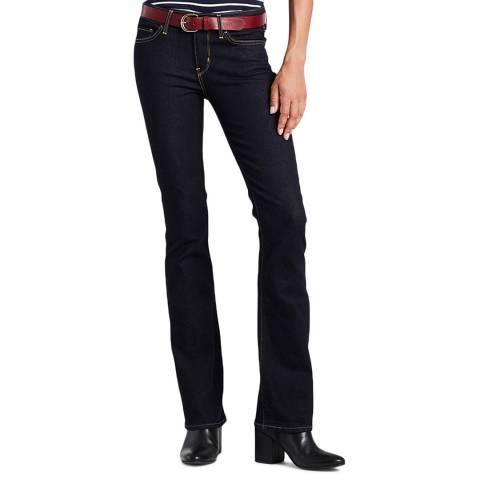 Levi's Dark Denim 715™ Bootcut Stretch Jeans