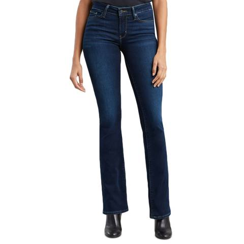 Levi's Indigo 715™ Bootcut Stretch Jeans