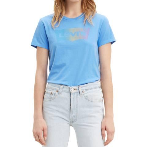 Levi's Blue Multi The Perfect Logo T-Shirt